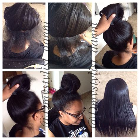 Versatile Sew In With Short Hair | versatile sew in on short hair www imgkid com the