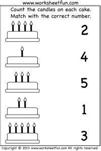 number counting worksheets kindergarten worksheets