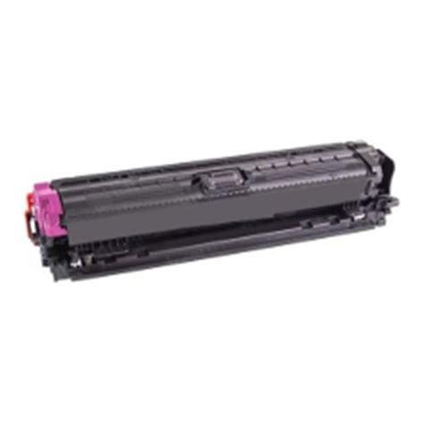 Toner Hp 307a Magenta Ce743a hp ce743a 307a premium compatible magenta toner cartridge