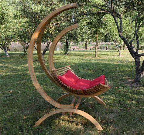 outdoor lounge swing wooden swing chair wooden hanging chair wooden lounge