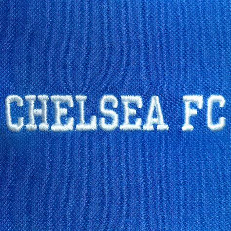 the official chelsea fc chelsea fc official football gift mens crest polo shirt ebay