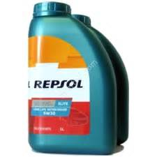 Oli Repsol 5w30 mont o l i scheda prodotto repsol 5w30 12