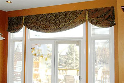 unique valance ideas easy window valance ideas all about house design