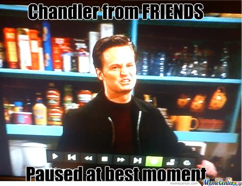 Chandler Meme - friends meme chandler www pixshark com images