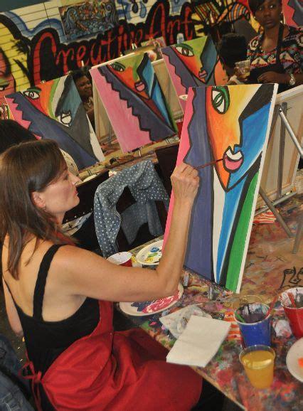 paint nite atlanta painting classes atlanta druma co