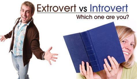 introverts vs extroverts what are you better suited