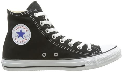 Conversehigh Total Black converse shoes high tops flower delivery co uk