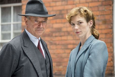 Michael Kitchen And Tv Shows by Foyle S War From Crime To Cold War Espionage