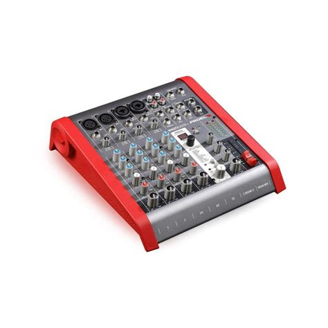 Best Small Mixing Desk Proel M602fx Mixing Desk Djanddiscostuff