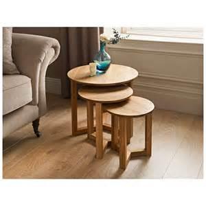 b m coffee tables tilbury nest of tables 3pc furniture living room b m