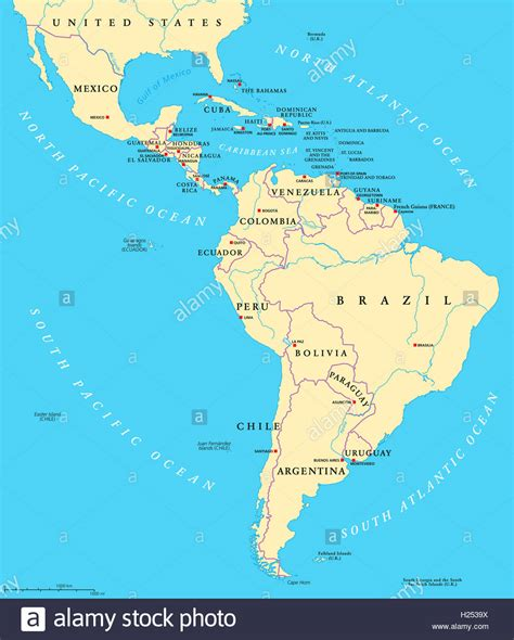 rivers of south america map america political map with capitals national