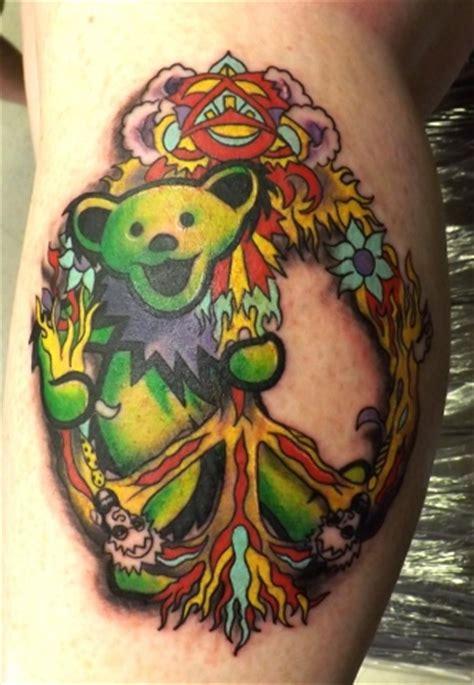 amazing grateful dead tattoos  tattoos nsf