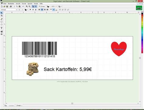 Etiketten Drucken Software Chip by Label Und Barcode Software Download Chip