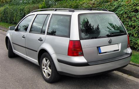 Auto Lackieren Tüv 1998 volkswagen golf 1 9 tdi 4motion variant related