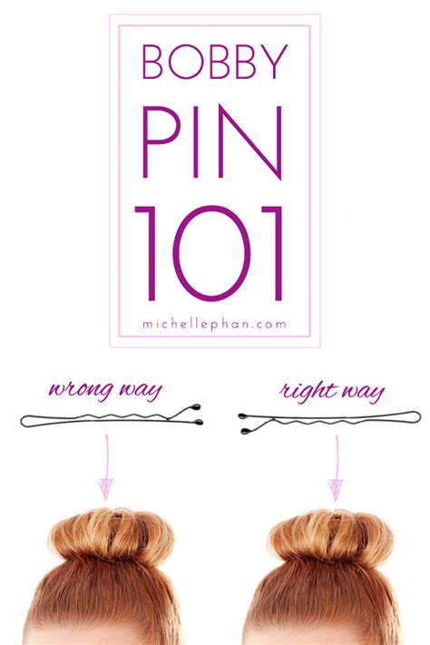 hairstyles using bobby pins long hairstyles