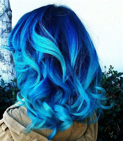 blue hair colors 25 best ideas about blue hair on blue hair