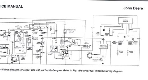 deere 400 wiring diagram wiring diagram manual