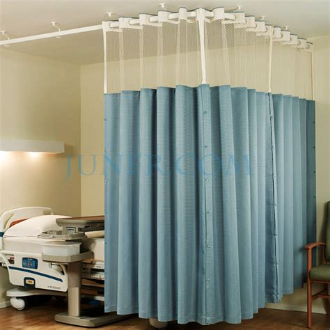 clinic curtains fr fabric hospital and hotel curtain丨cubicle curtain丨