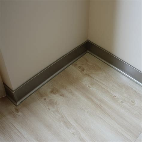 baseboard height aluminum baseboard stainless steel skirting feet of