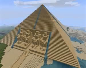 pyramide grundfläche minecraft pyramide mit fallen 4k