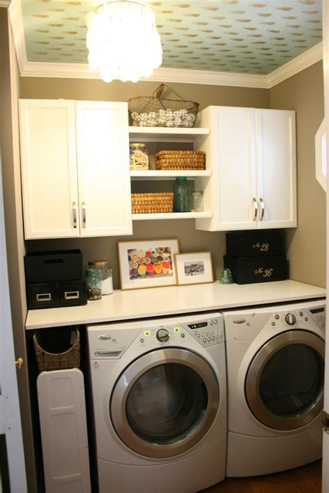 small laundry room ideas small laundry room makeovers homes decoration tips