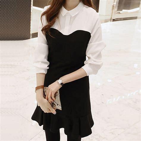 Formal Korea Dress Ds4194 Black dress fashion korean fashion korean style korean