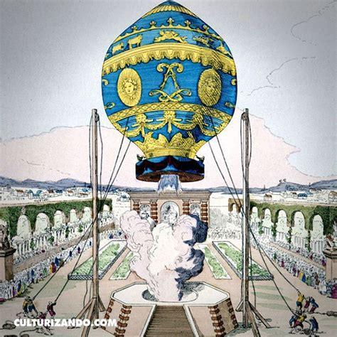 el globo aventurero margaret el 15 de octubre de 1783 por primera vez seres culturizando