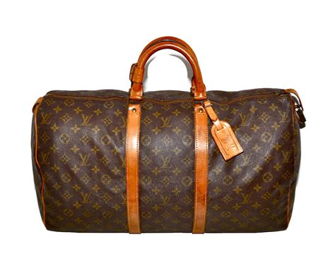 louis vuitton keepall  duffle bag luggage medium lv