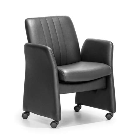 Modern Black Chair by Modern Conference Black Chair Z 188 Office Chairs