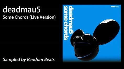 Deadmau5 Some Chords Piano