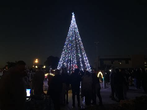 tree lighting 2017 victorville city tree lighting and festival of