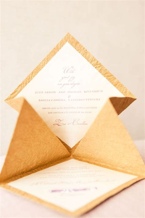 Origami Invitations - the 62 best images about origami cards on