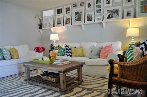 diy living room creative ideas its overflowing
