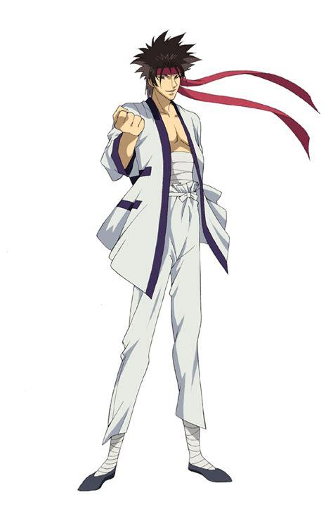 Kaos Sanosuke Sagara Samurai X sagara sanosuke rurouni kenshin zerochan anime image board