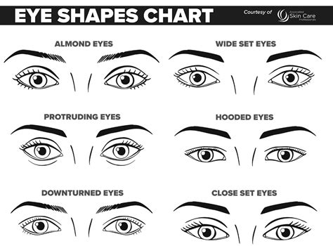 printable shapes eye chart makeup face charts for 4k wallpapers