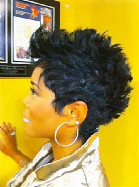 atlanta hair style wave up for black womens mohawk short hairstyles for black women short hairstyles