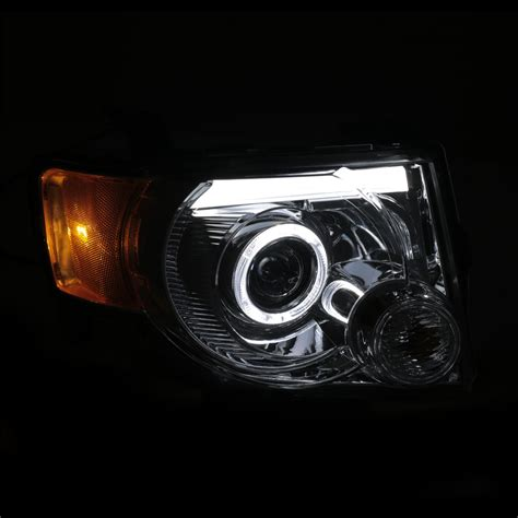 2008 ford escape light bulb led halo drl 2008 2009 2010 2011 2012 ford escape chrome
