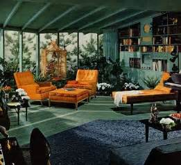 1950s Home Decor by Retro Furniture The History The Room Schemes 1920
