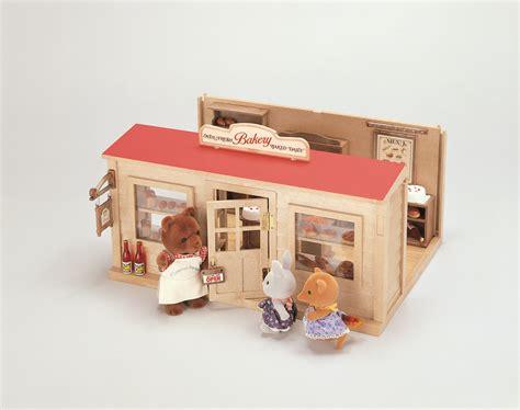 Sylvanian Families Original Cat With Oven Set quot sylvanian families get your sylvanian families