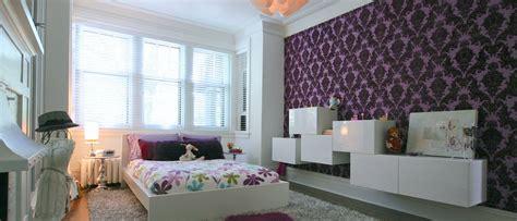 bedroom purple wallpaper stylish purple wallpaper bedroom