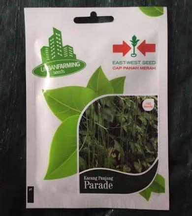 Benih Kacang Panjang Parade Tavi benih panah merah kacang panjang parade 100 biji jual