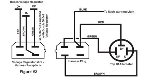 motorcycle voltage regulator wiring diagram free