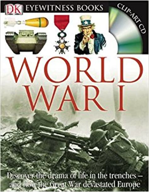 on war books dk eyewitness books world war i simon