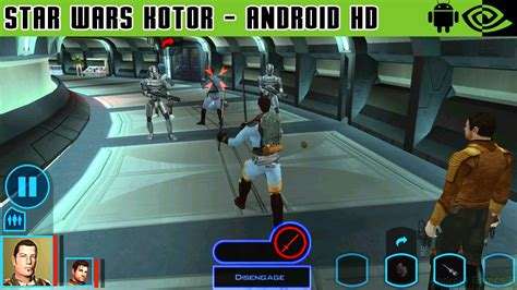android wars wars kotor gameplay nvidia shield tablet android 1080p android hd