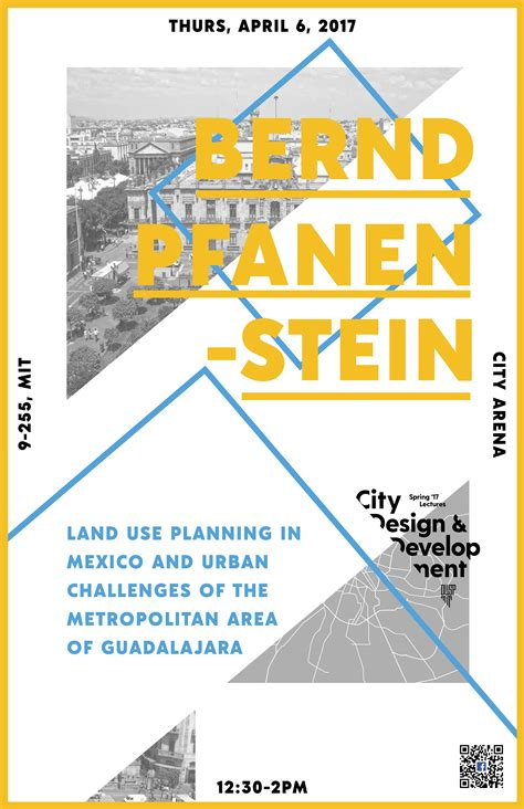 master s mit department of urban studies and planning cdd forum bernd pfannenstein lecture mit department of