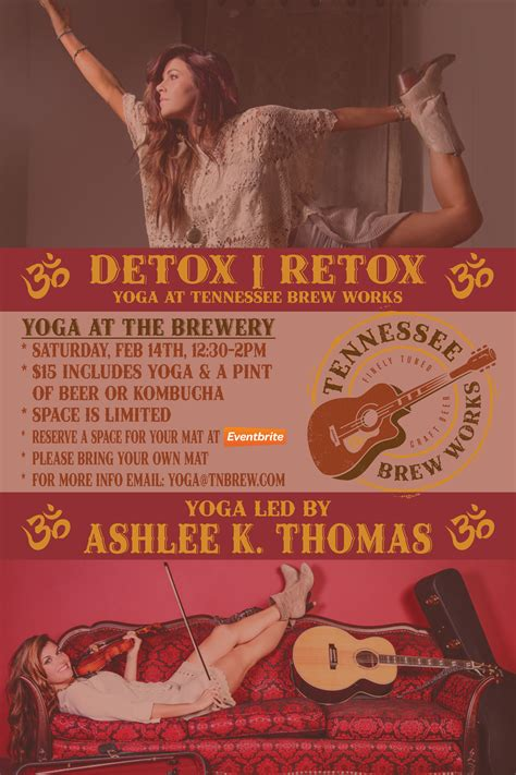 Detox Retox by Detox Retox At Tennessee Brew Works Craftbeer