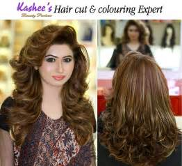 kashees hair cut style 2016 womenstyle pk