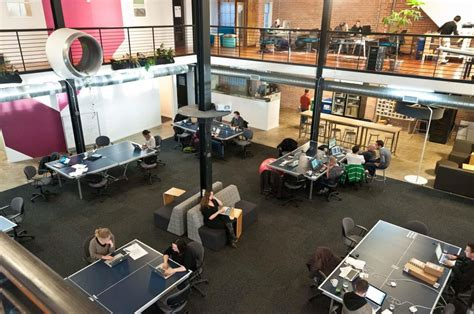 Started Coworking Space Applying To Mba by Are Coworking Spaces Better Snapmunk