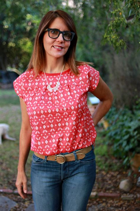pattern for simple top draft your own simple dolman sleeve top