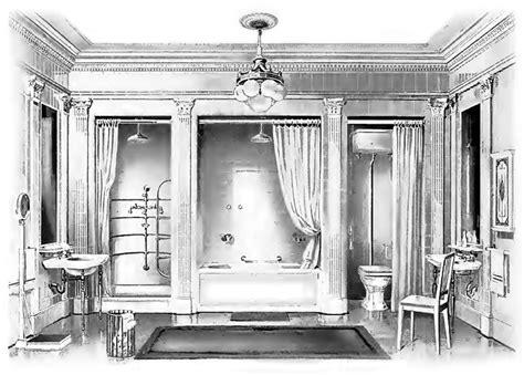 historic  orleans estate features vintage bath design